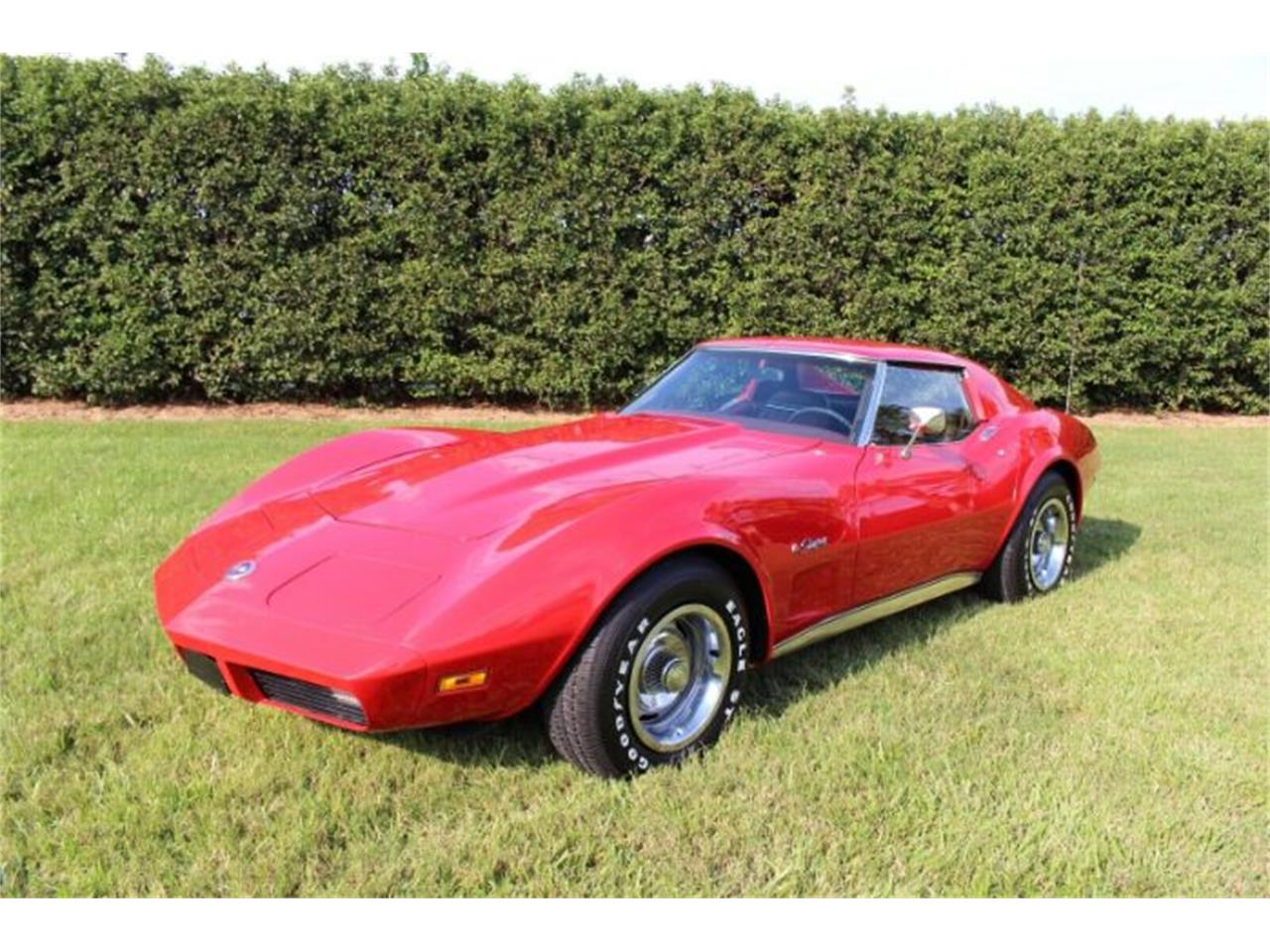 Large Picture of '74 Corvette - R0VN