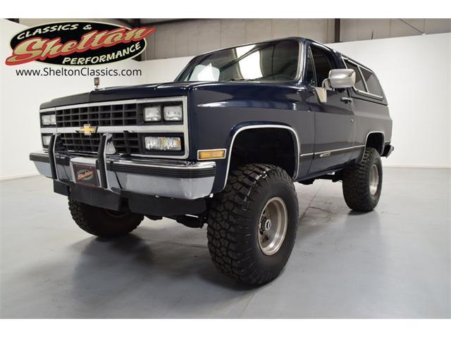 Picture of '90 Blazer - R6T2