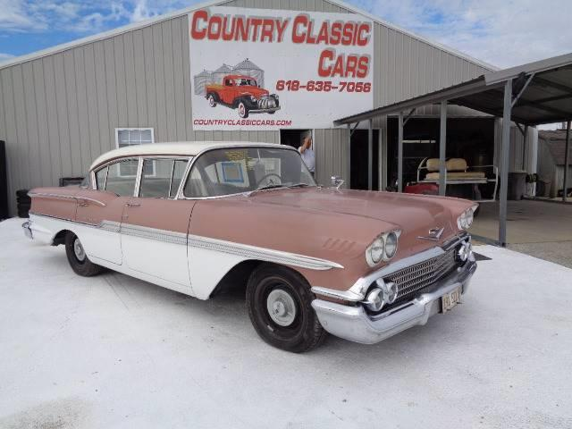 Picture of 1958 Chevrolet Biscayne located in Illinois - $11,950.00 Offered by  - R6UJ