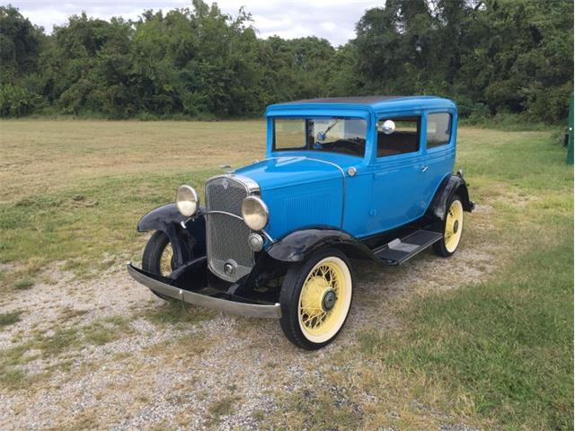 Picture of '31 2-Dr Sedan - R6UP