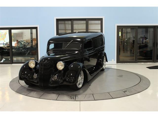 Picture of Classic 1937 Panel Van - R6VK