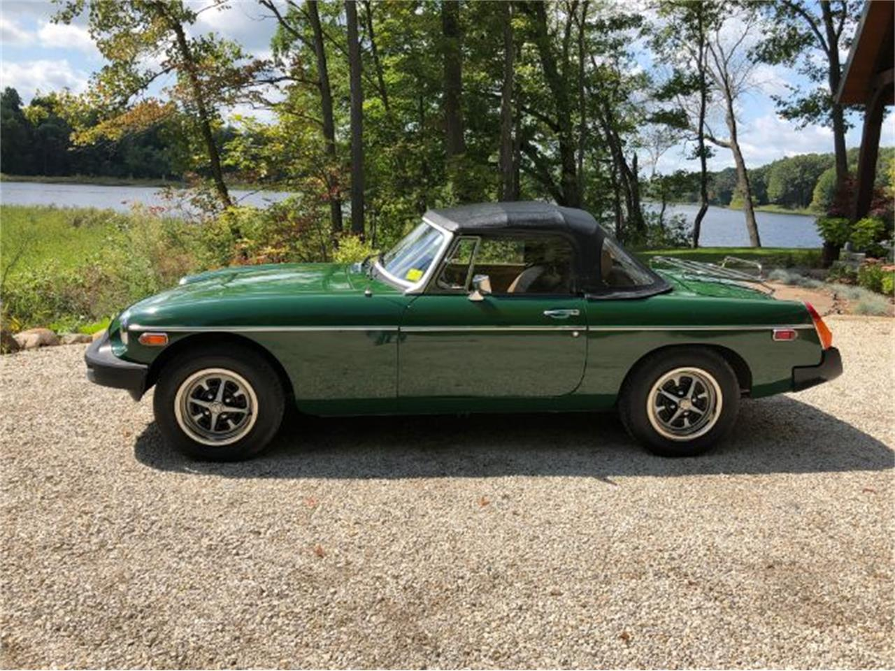 Large Picture of '79 MGB - R0WC