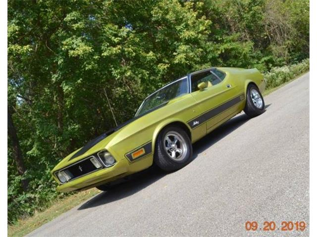 Picture of '73 Mustang - R6ZC