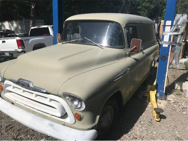 Picture of '57 Chevrolet Panel Truck Offered by  - R710