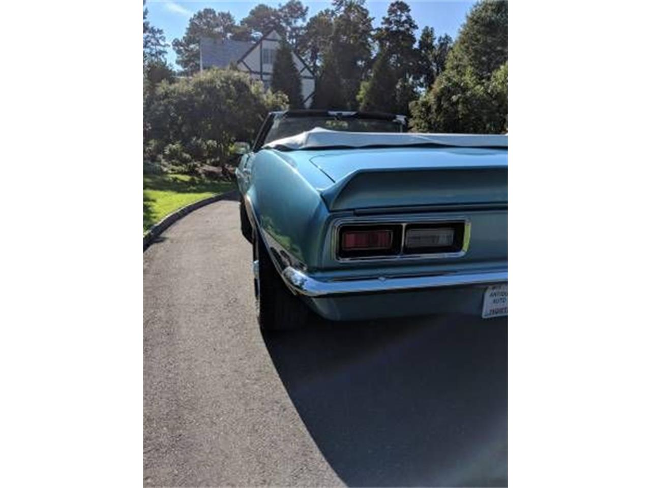 Large Picture of '68 Camaro - R0WJ