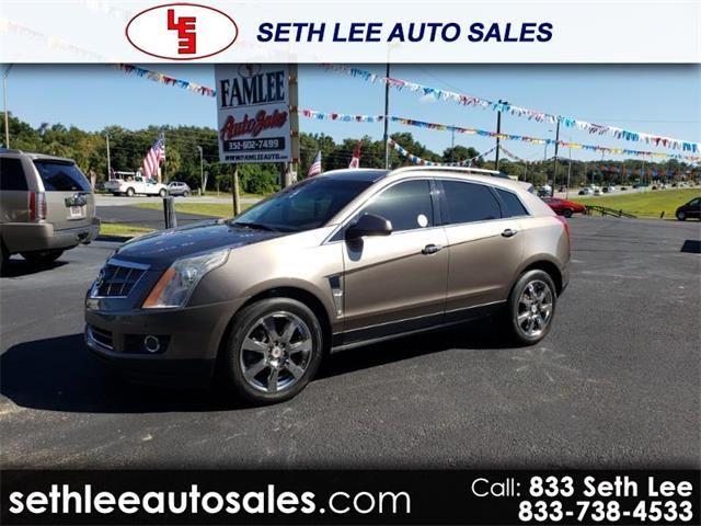 Picture of 2011 Cadillac SRX - R729