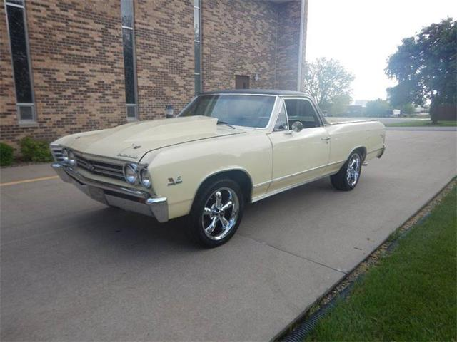 Picture of '67 Chevrolet El Camino Auction Vehicle - R72A