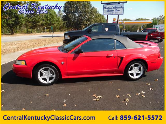 Picture of '99 Mustang - R737