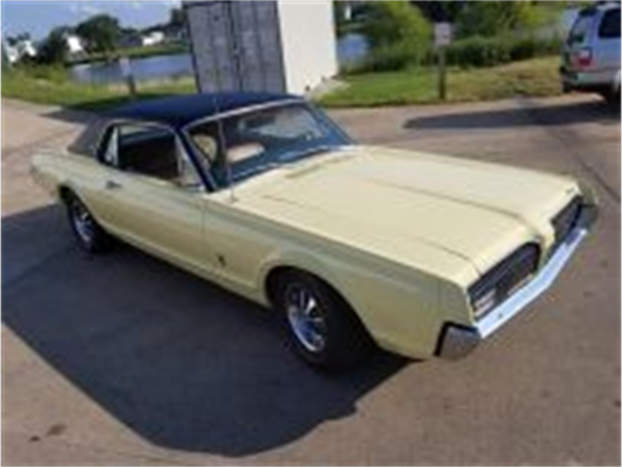 Large Picture of '67 Cougar - R0WQ