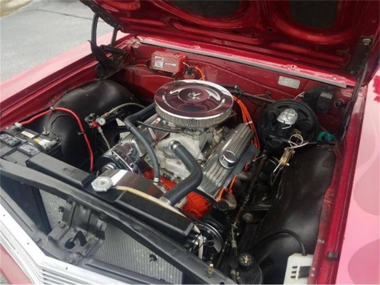 Large Picture of '65 El Camino - R0WZ