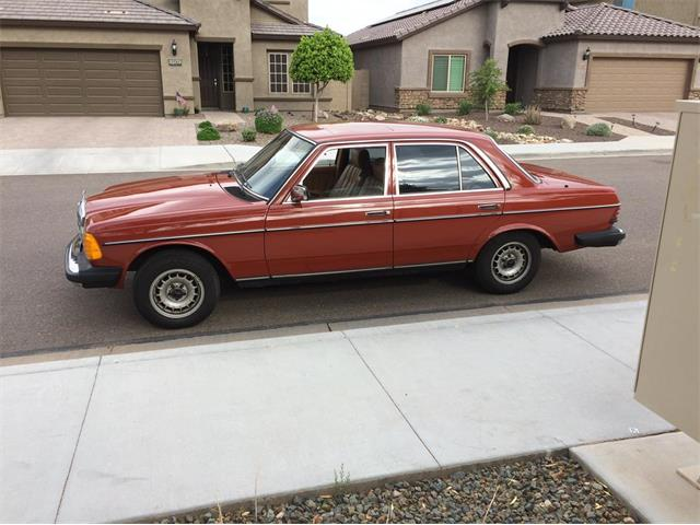 Picture of '83 240D - R76E