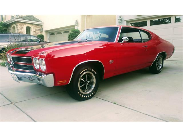 Picture of Classic 1970 Chevelle SS - $62,000.00 Offered by a Private Seller - R76F