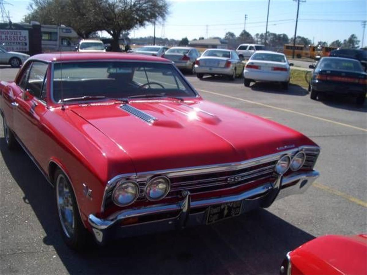 Large Picture of '67 Chevelle - R0X5