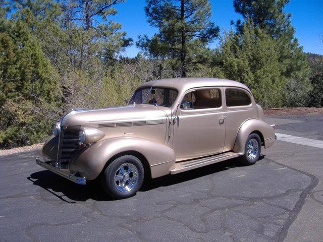 Picture of '37 Deluxe Eight located in New York - $23,500.00 - R77V