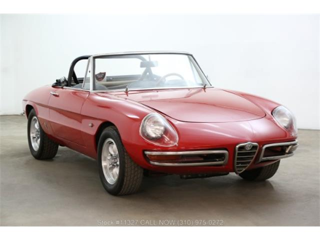 Picture of '66 Giulietta Spider - R78K