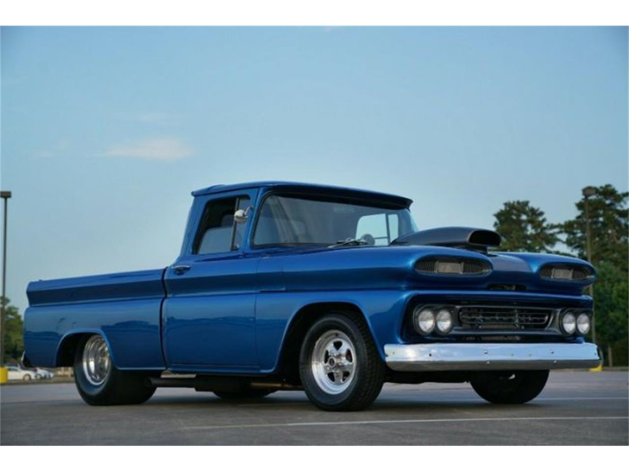 Large Picture of 1961 C10 located in Michigan - $38,495.00 Offered by Classic Car Deals - R0XD
