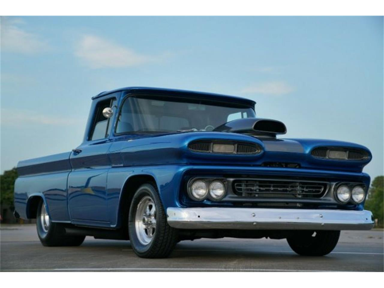 Large Picture of 1961 Chevrolet C10 located in Michigan - R0XD