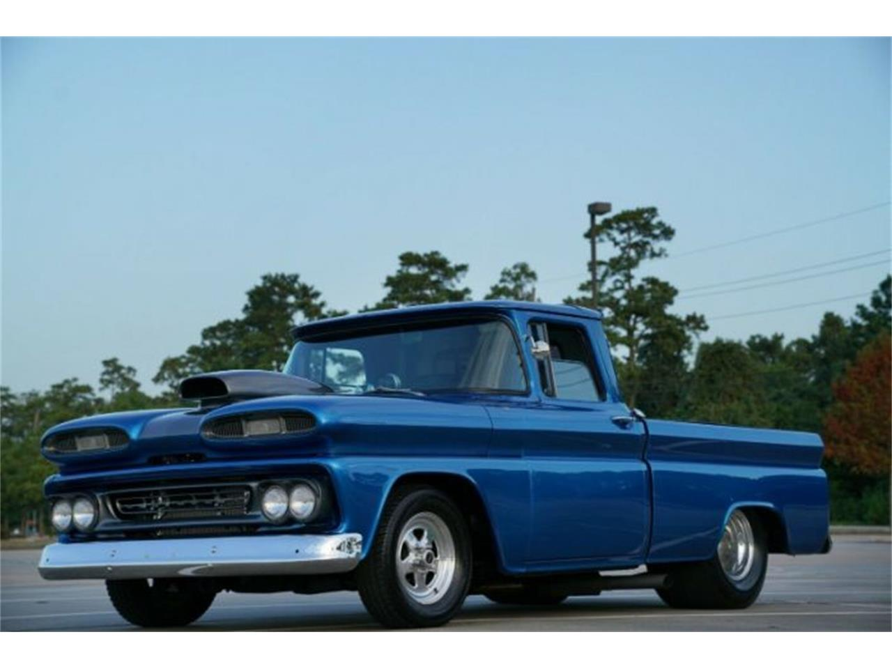 Large Picture of Classic '61 Chevrolet C10 - R0XD