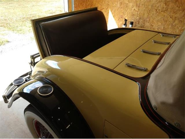 Picture of '29 Chrysler Model 75 located in Cadillac Michigan - $55,995.00 - R79P