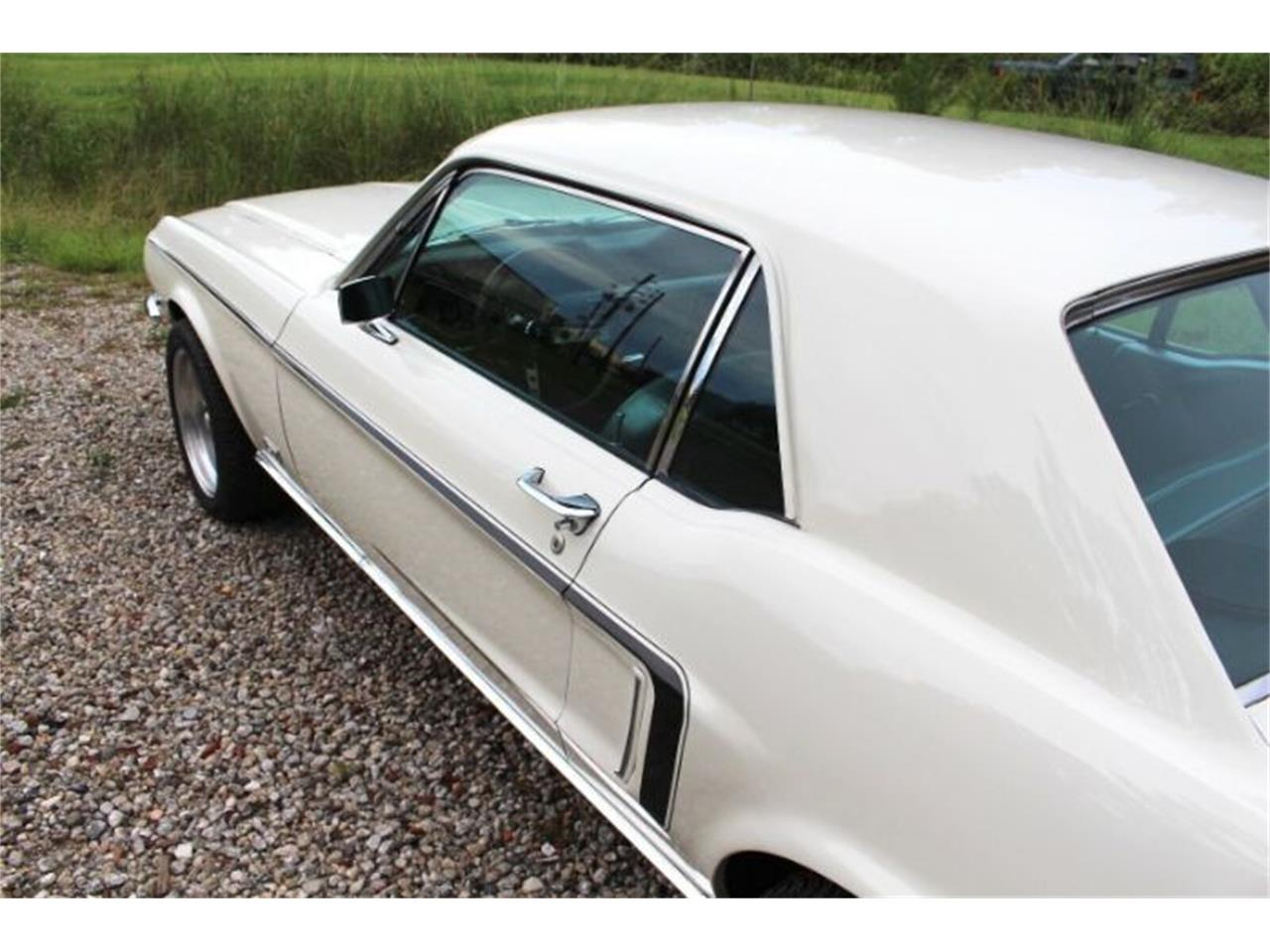 Large Picture of '68 Mustang - R0XN
