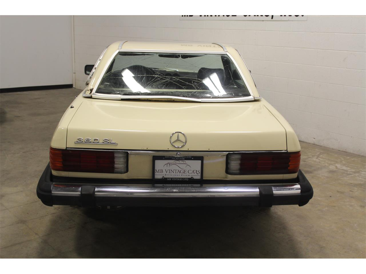 Large Picture of '84 380SL - R0Y4