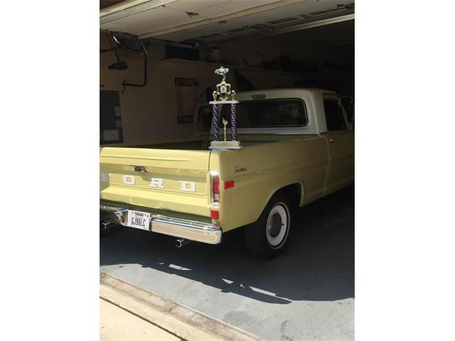 Picture of '70 F100 - R0Y6