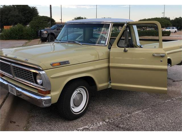 Picture of Classic '70 Ford F100 - $34,995.00 Offered by a Private Seller - R0Y6