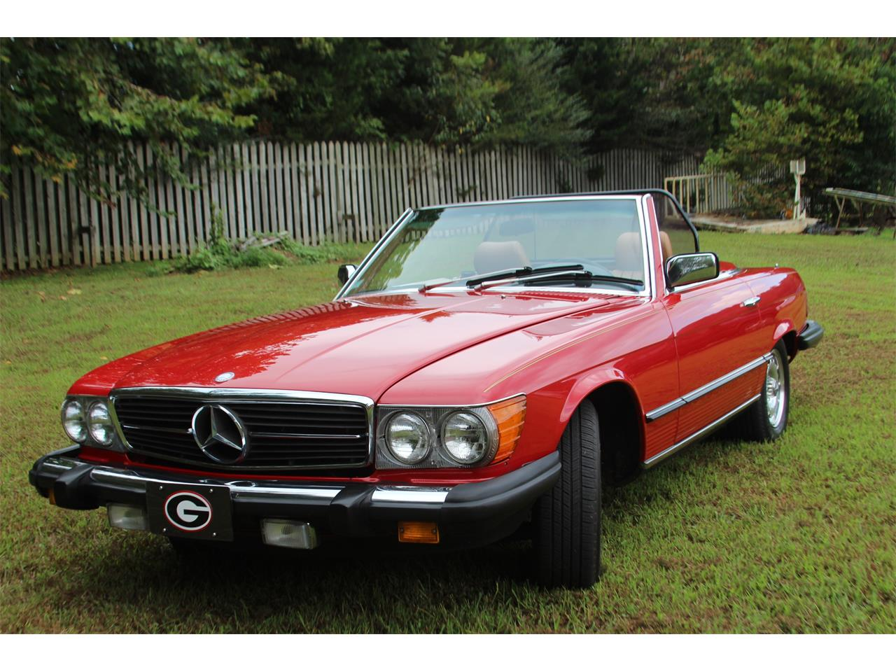 Large Picture of '84 380SL - R7JZ