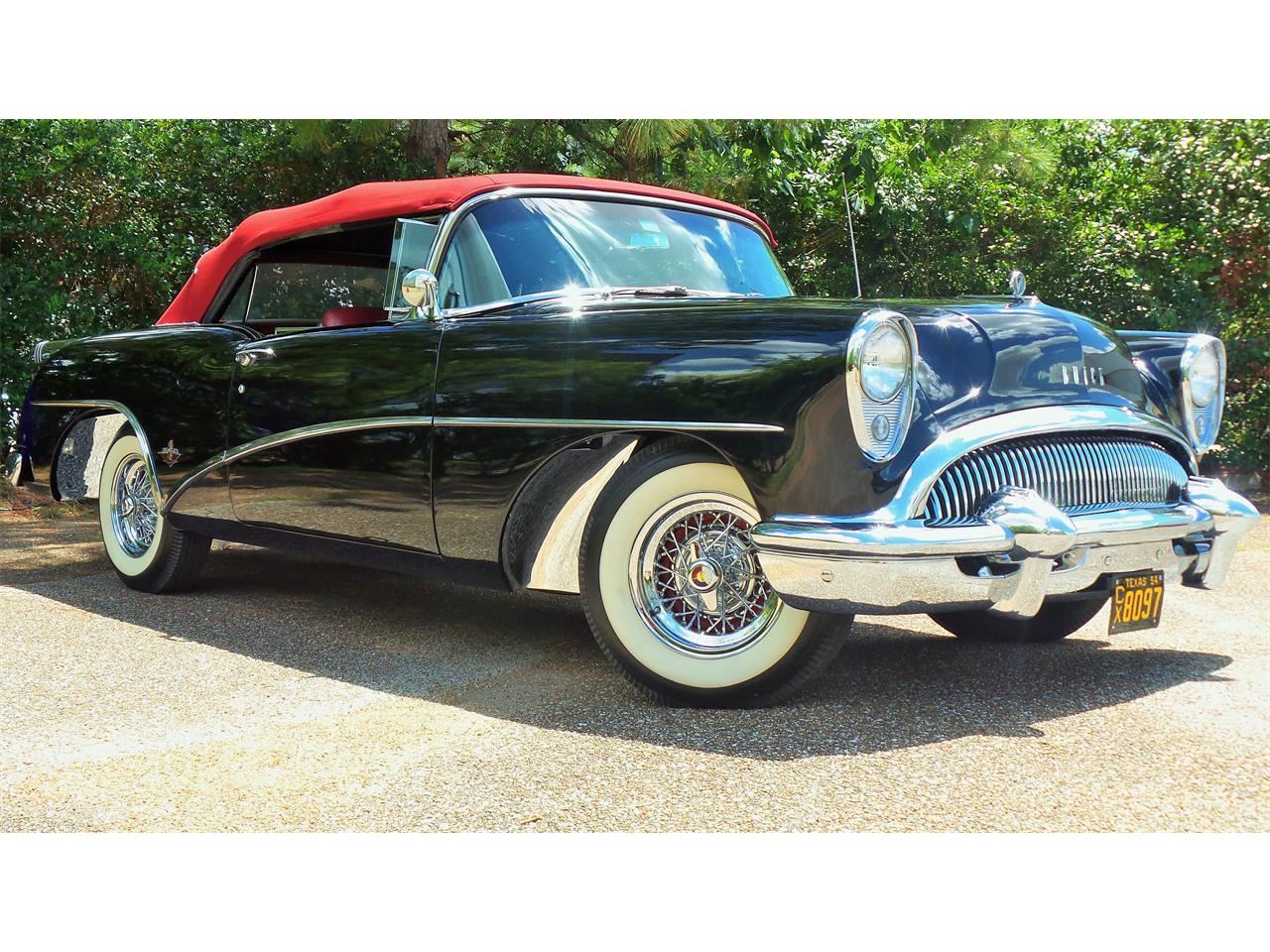 For Sale: 1954 Buick Skylark in Houston, Texas