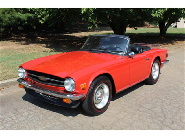 Picture of '76 TR6 - R7K4