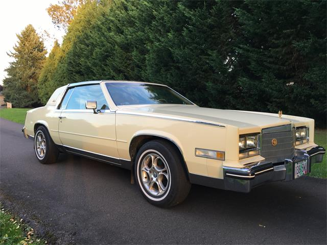Picture of 1985 Cadillac Eldorado Biarritz - $6,650.00 Offered by a Private Seller - R7KG