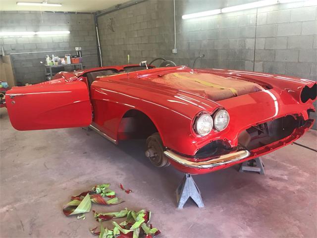 Picture of '62 Corvette - R0YH