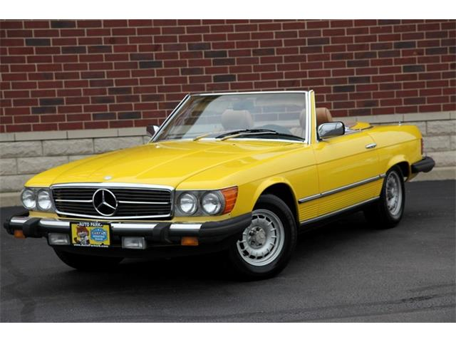 Picture of '82 380SL - R7KW