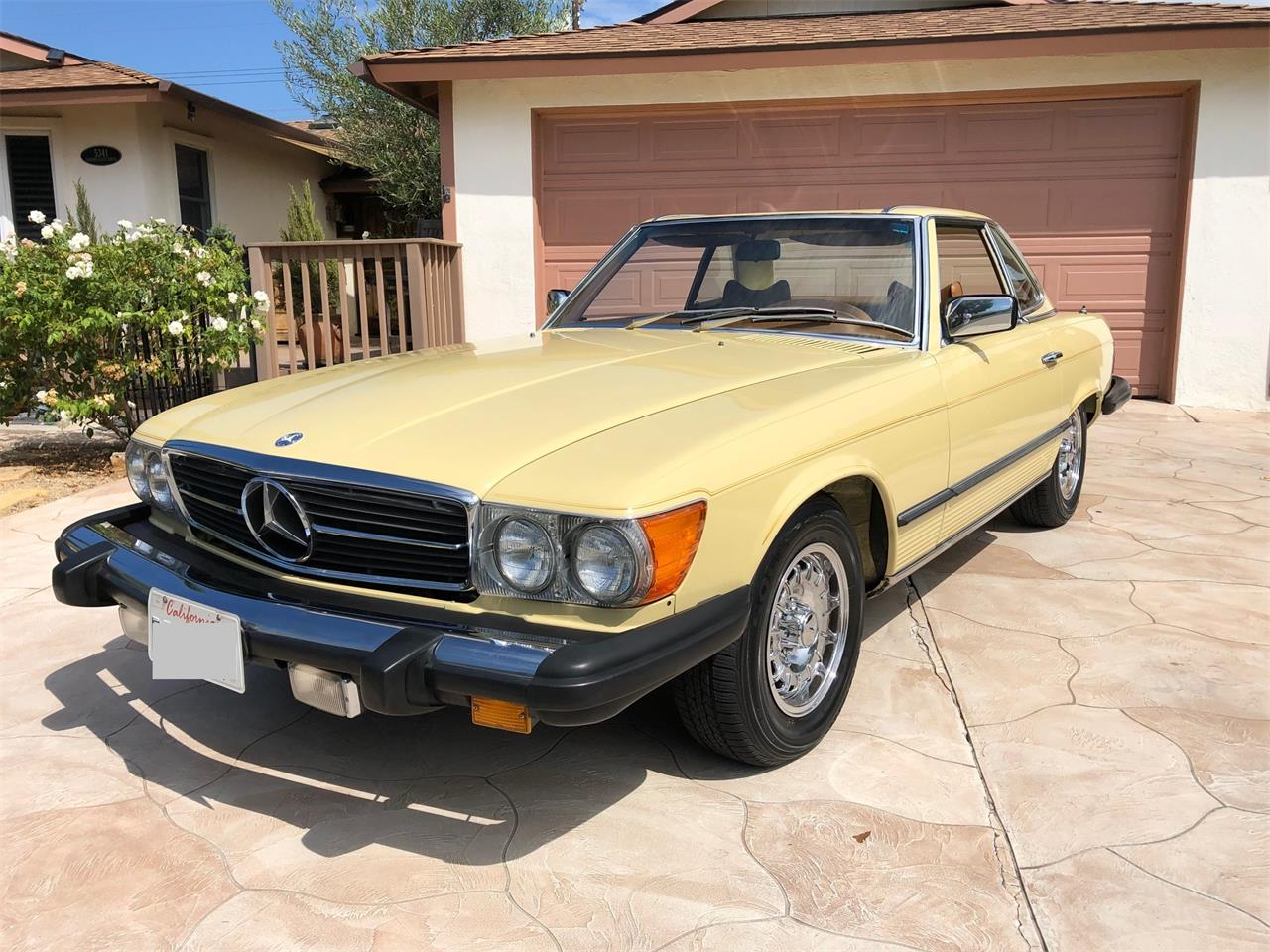 Large Picture of '77 450SL - R0YL