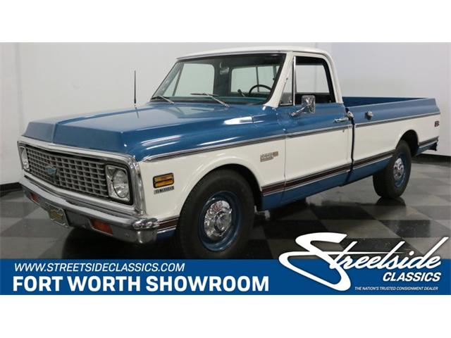 Picture of 1971 Chevrolet C20 located in Ft Worth Texas - $29,995.00 Offered by  - R7LV