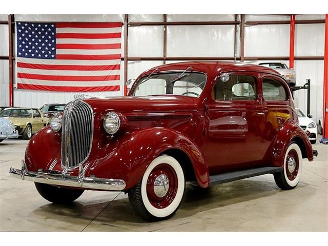 Picture of Classic '38 Plymouth 2-Dr Sedan located in Michigan Offered by  - R7LZ