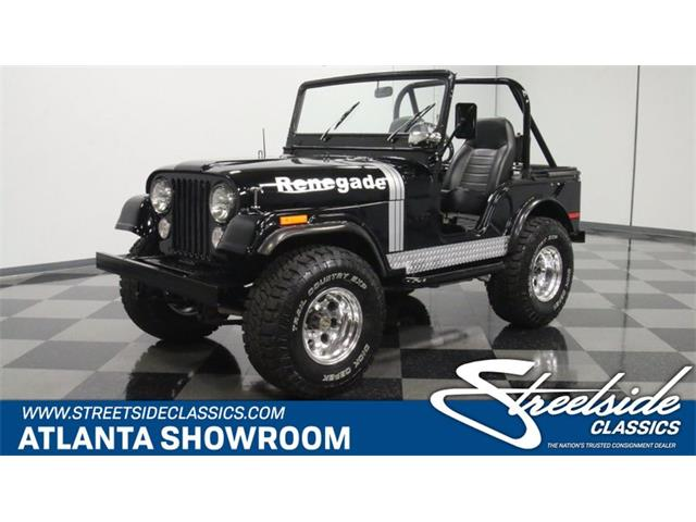 Picture of '73 CJ5 - R7M1