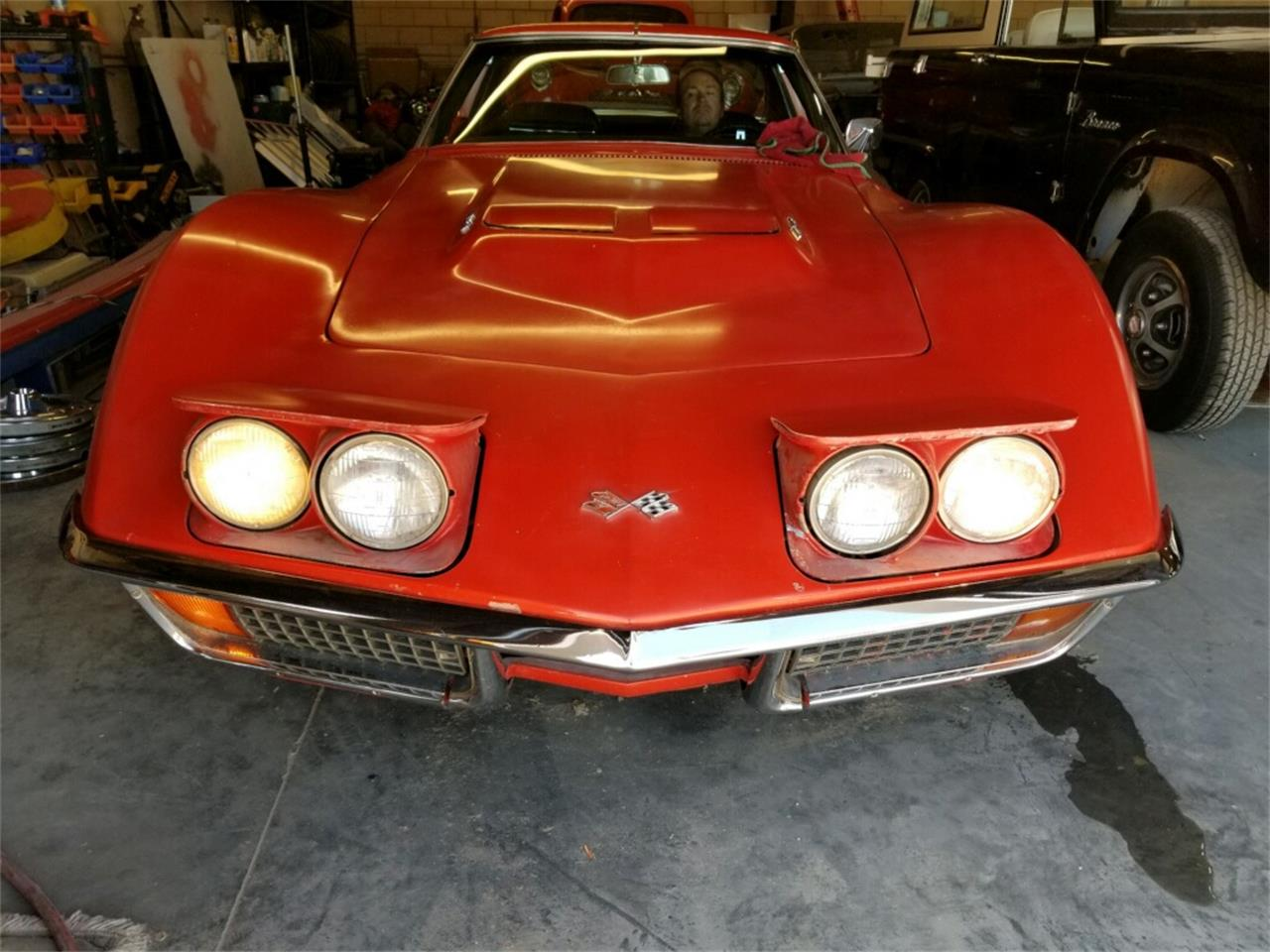 Large Picture of '72 Corvette - R0YT