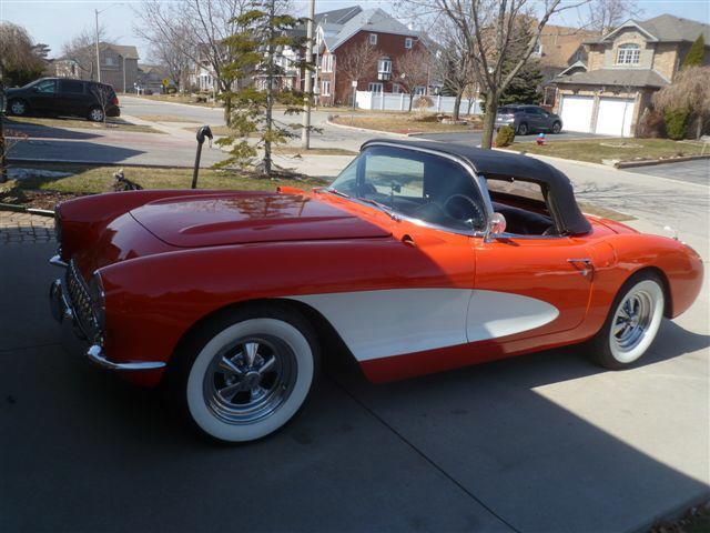 Picture of '57 Corvette - R0YU