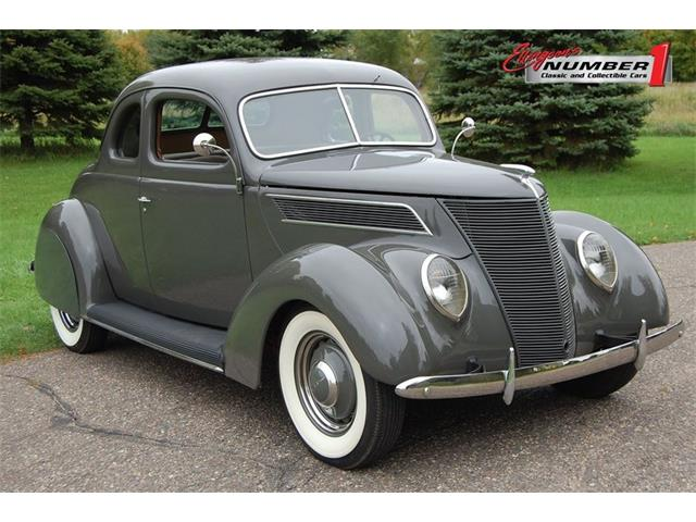 Picture of Classic 1937 Ford 5-Window Coupe - $29,995.00 Offered by  - R7PH