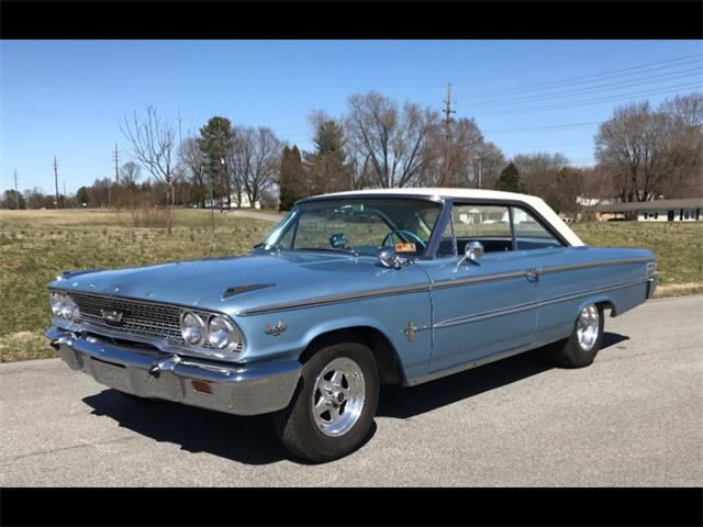 Picture of '63 Galaxie 500 - R7RW