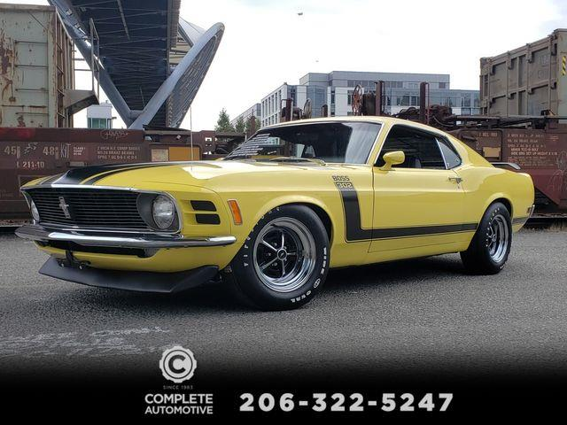 Picture of '70 Mustang Boss 302 - R7RX