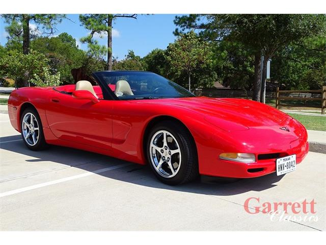 Picture of 2000 Chevrolet Corvette located in Lewisville TEXAS (TX) - R0Z7