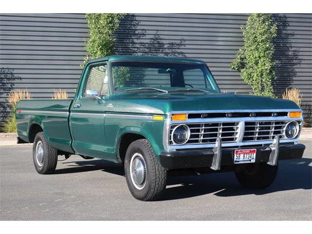 Picture of 1977 Ford F150 located in Idaho - R7S7