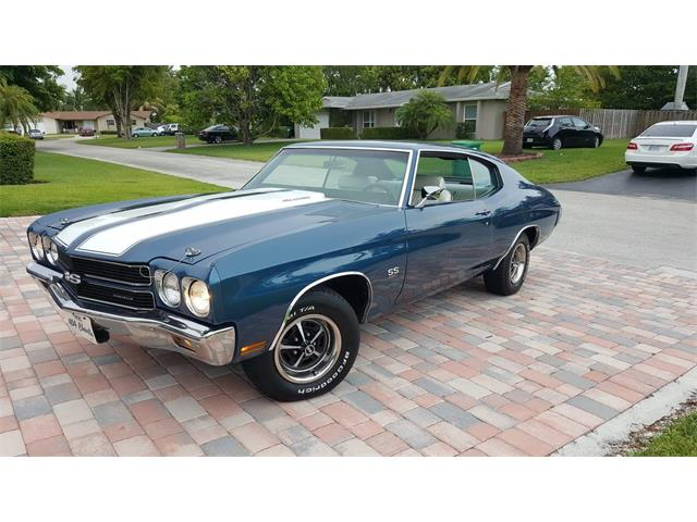 Picture of '70 Chevelle SS located in Florida - $70,000.00 Offered by a Private Seller - R7SP