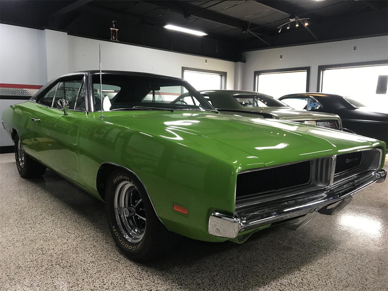Large Picture of '69 Charger - R7TB