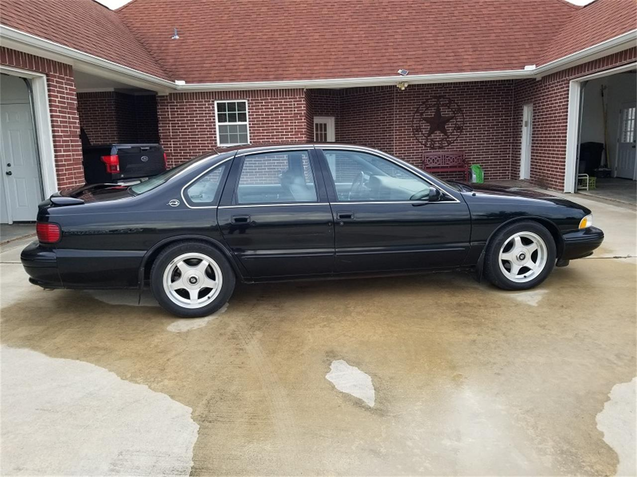 Large Picture of '96 Impala SS - R0ZD