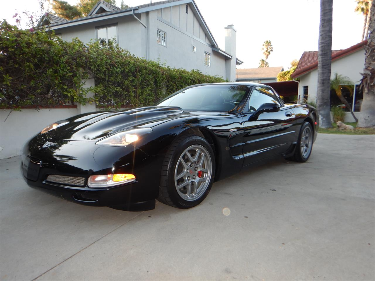 Large Picture of '03 Corvette Z06 - R0ZF