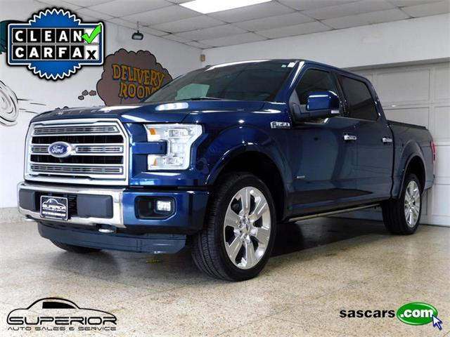 Picture of '16 F150 - R7UD