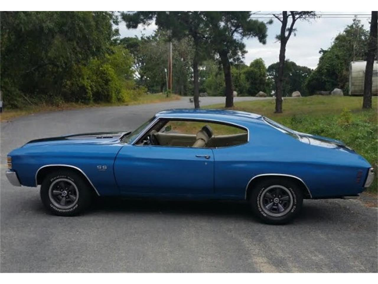 Large Picture of '71 Chevelle SS - R7VE